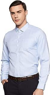 Excalibur by Unlimited Men's Formal Shirt (8907542557479_400016478488_42_Lt-Blue)
