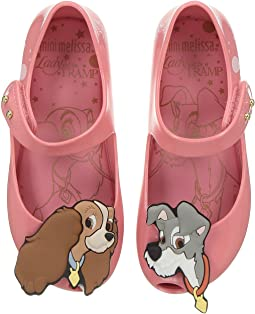 Mini Melissa Mini Ultragirl + Lady and The Tramp (Toddler/Little Kid)