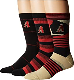 Diamondbacks Club 3-Pack