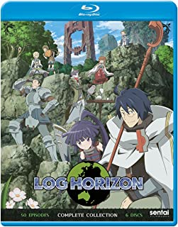 Log Horizon Complete Collection