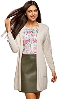 Ultra Women's Long Cardigan with Pockets