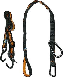 Kurgo K00032 Auto Zipline for Dogs | Adjustable Dog Safety Belt Leash | Pet Seat Belt Tether | Reduce Distracted Driving |...