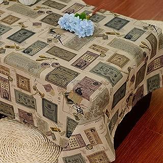 European style tablecloth woodpecker Hotel Coffee Table Tableware dust cloth , B , 140140cm