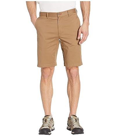 Mountain Khakis Jackson Chino Shorts Slim Fit (Tobacco) Men