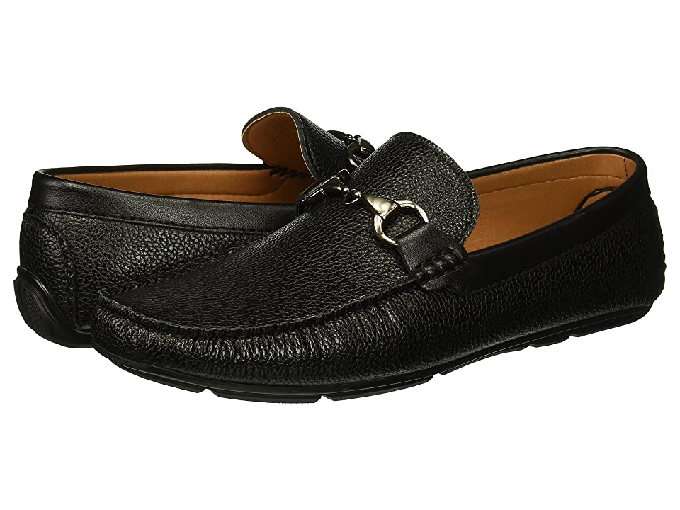 Kenneth Cole Unlisted Ian Driver (Black) Men