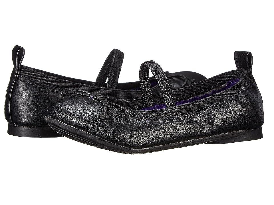 Kenneth Cole Reaction Kids Copy Tap 2 (Toddler/Little Kid) (Black) Girls Shoes