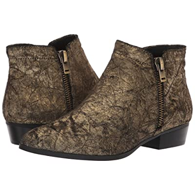 Naturalizer Blair (Gold Crushed Velvet) Women