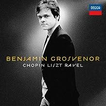 Chopin Liszt Ravel