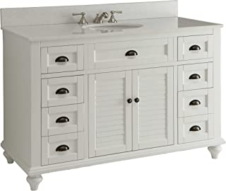 glennville cottage bathroom vanity