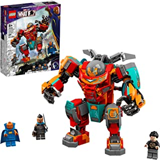 LEGO Marvel Tony Stark's Sakaarian Iron Man 76194...