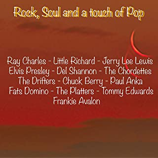 Rock, Soul And A Touch Of Pop