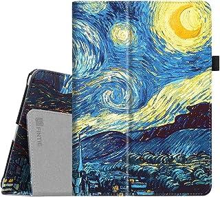Fintie Case for iPad 9.7 2018/2017, iPad Air 2, iPad Air - [Corner Protection] Premium Vegan Leather Folio Stand Cover, Auto Wake/Sleep for iPad 6th / 5th Gen, iPad Air 1/2, Starry Night