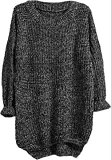 Best grey round neck jumper ladies Reviews