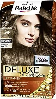 Schwarzkopf Palette Deluxe Oil Care Color 7-1 Superior Dark Blonde