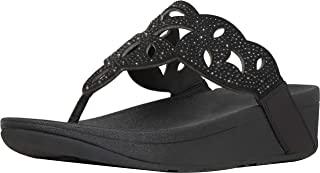 FitFlop Womens Elora Crystal Thong