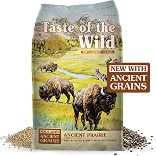 Taste of the Wild High Protein Real Meat Recipe Premium...