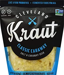 Cleveland Kraut Classic Caraway, 15 Ounce