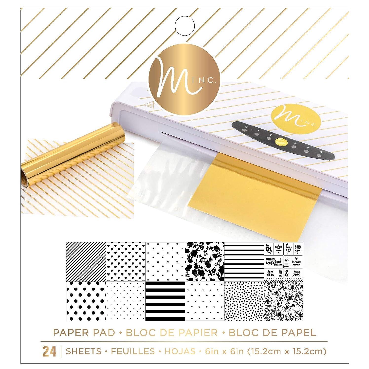 Heidi Swapp 314488 Paper pad White