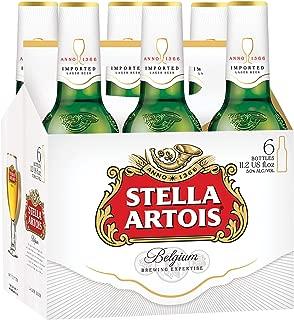 Stella Artois, 6 pk, 11.2 oz bottles, 5.2% ABV