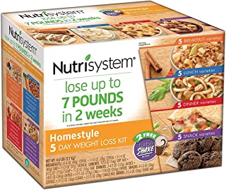 Nutrisystem® 5 Day Weight Loss Kit, Homestyle