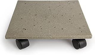 Plastec CD712 Terra Stone Plant Caddy