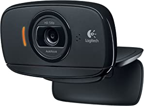 Logitech HD Webcam C525, Portable HD 720p Video Calling with Autofocus (Renewed)