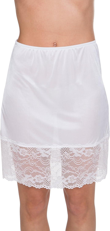 kathy ireland Latest Ranking TOP2 item Womens Silky Half Soft Slip