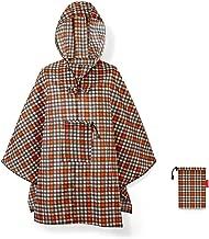 Reisenthel Mini Maxi Poncho glencheck Red Funda para Mochila 141 Centimeters Multicolor (Glencheck Red)