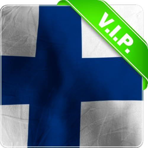 Finnland Fahne live Wallpaper