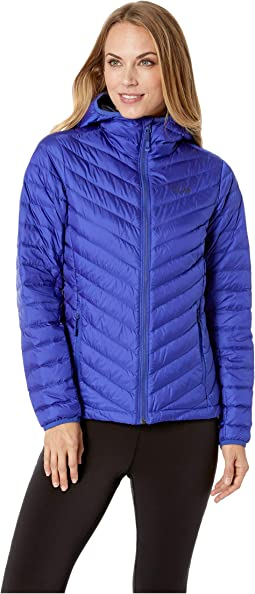 Micro Ratio Hooded Down Jacket