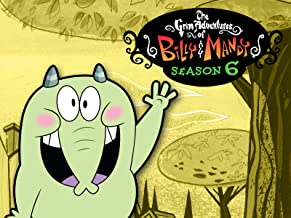 The Grim Adventures of Billy & Mandy Season 6