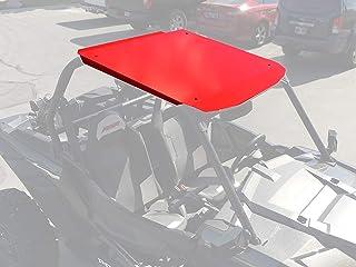Polaris RZR Aluminum Roof for 2 Seat RZR 1000, 900, TURBO (Red)