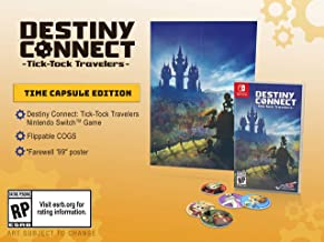 $39 » Destiny Connect: Tick-Tock Travelers Time Capsule Edition - Nintendo Switch
