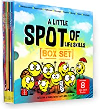 A Little SPOT of Life Skills Box Set (8 Books)