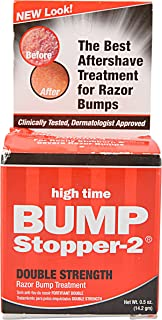 High Time Bump Stopper-2 0.5 Ounce Double Strength Treatment (14ml) (6 Pack)