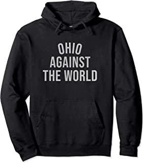 Distressed Ohio-Against-The-World Shirt - Hoodie