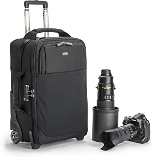 Think Tank Photo Airport Security V3.0 Rolling Carry On Camera Bag (Black) (Renewed)