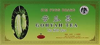 Gohyah Tea (Bitter Melon) 30 Tea Bags /Per Box