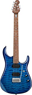 Best Sterling By MusicMan 6 String Sterling by Music Man John Petrucci Signature Guitar, JP150, Neptune Blue, (JP150-NBL) Review