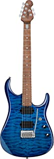 Sterling By MusicMan 6 String Sterling by Music Man John Petrucci Signature Guitar, JP150, Neptune Blue, JP150-NBL)