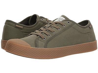 Palladium Pallaphoenix OG CVS (Olive Night) Athletic Shoes