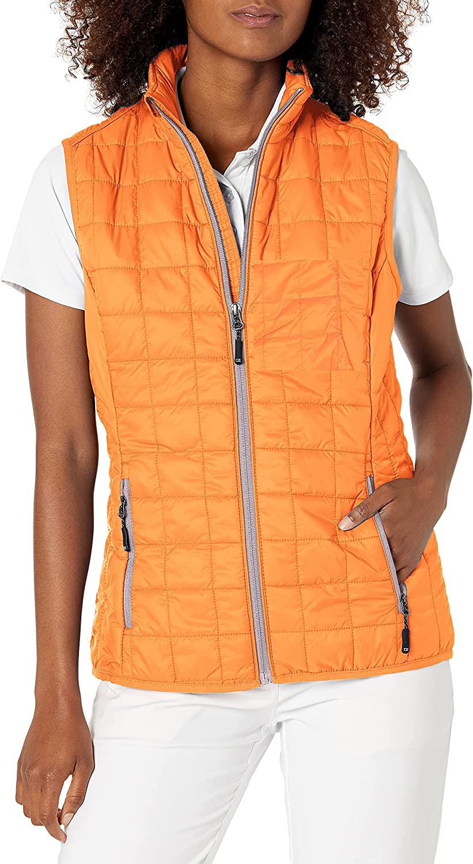 Cutter Buck 2021 model Women's Rainier Detroit Mall Vest