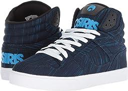 Blue/Knit