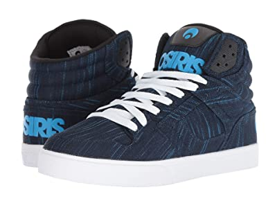 Osiris Clone (Blue/Knit) Men