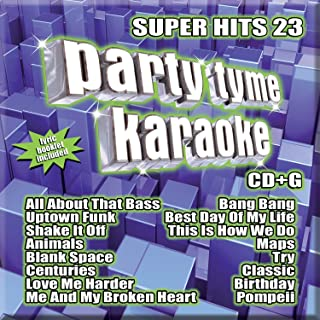 Party Tyme Super Hits 23