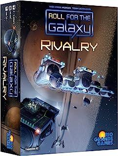 Rio Grande Games Roll for The Galaxy Rivalry Board Game