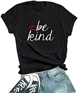 Be Kind Shirt - Kindness Graphic Tees for Women