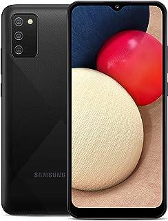 Samsung Galaxy A02s Dual SIM 32GB 3GB RAM 4G LTE (UAE Version), Black