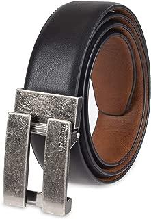 Men's 1.3 in. Wide Adjustable Compression Perfect Fit Slide Belt