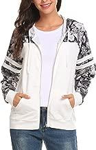Best floral hoodie zip up Reviews
